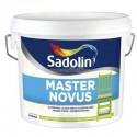 SADOLIN MASTER NOVUS 15 (Садолін Майстер Новус 15) напівматова біла фарба на водній основі