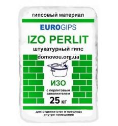 Штукатурка Еврогипс Изо перлит стартовая Eurogips Izo Perlit, 25 кг