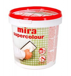 Затирка для швів Миру Суперколор в асортименті MIRA Supercolour, 1,2кг