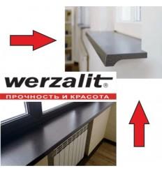 Подоконник деревянный Werzalit Германия (Верзалит)