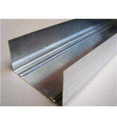 Профиль Кнауф для гипсокартона UW 50, 3м (0,60 мм) KNAUF