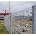"""Забор Заграда """"Эко Стандарт"""" секция оцинкованная яч. 50х200мм, 1,5 х 2,5м"""