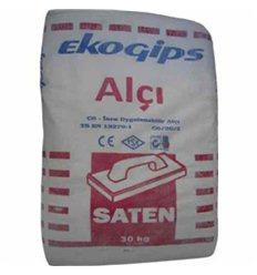 Шпаклёвка Сатенгипс Экогипс, финишная, 30 кг