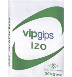 Штукатурка гипсовая стартовая Изо VipGips, 30 кг