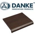 Подоконники пластиковые Danke (Данке) Комфорт