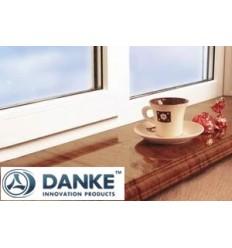 Подоконники пластиковые Danke (Данке) Глянец