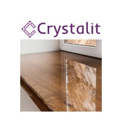 Подоконник пластиковый Кристалит Krystalit (Латвия)