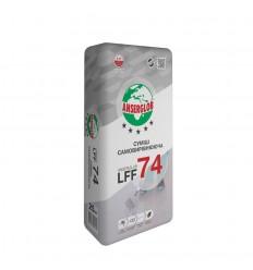 Самовыравнивающийся пол Ансерглоб LFF-74 (2-10мм), 25кг
