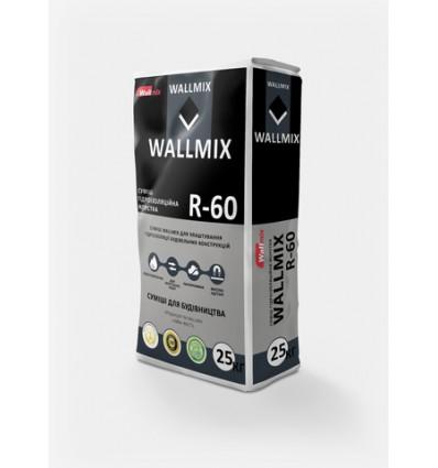 Гидроизоляция Wallmix R-60 жесткая, 25кг