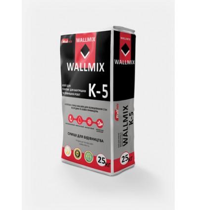 Wallmix K-5 клей для плитки, 25кг