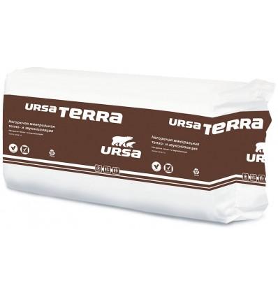 Минеральная вата URSA TERRA 40 RN 6250х1200 2х50, в уп. 15м2
