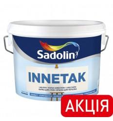 Фарба Sadolin INNETAK для стелі глибокоматова (Садолін Іннетак)