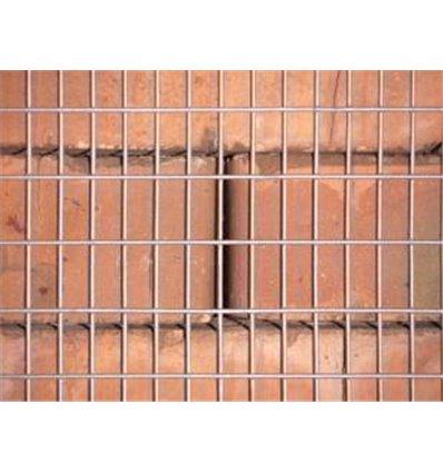Сетка сварная штукатурная 12х25х0,9мм оцинков. (30м.п.)