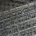 Сетка сварная штукатурная 25х25х0,5 мм оцинков. (50м.п.)