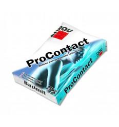 Baumit Pro Contact Flex клей Баумит ПроКонтакт для приклеивания и армирования МВ и ППС, 25кг