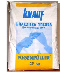 Шпаклёвка Кнауф Фугенфюллер, 25кг