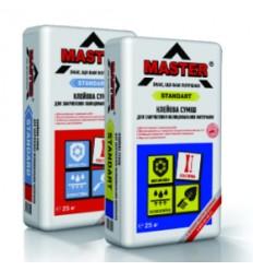 Master Клей для плитки Мастер Стандарт, 25кг