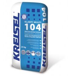 Kreisel 104 клей для плитки Крайзель, 25кг