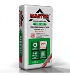 Master Нивелир самовыравнивающийся пол Мастер (5-30мм), 25кг