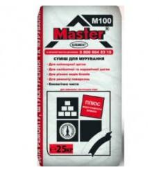 Master Штукатурка цементная Мастер Элемент, 25 кг
