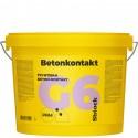 Бетонконтакт Шток G6 грунтовка адгезионная с мрамором Shtock Betonkontakt, 13 кг