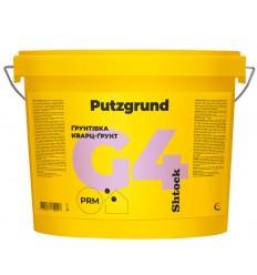 Грунтовка Шток G4 с кварцевым песком универсальная Shtock Putzgrund, 14 кг