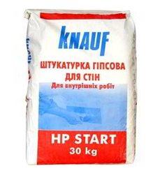 Штукатурка гипсовая Кнауф НР Старт, 30кг