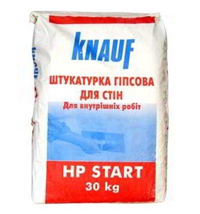 Кнауф штукатурка НР Старт, 30кг