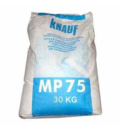 Кнауф штукатурка машинная МП-75, 30 кг