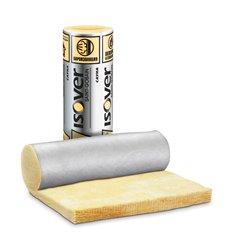 Стекловата ISOVER Сауна фольгированая 50мм 1,2x 12,5м (15м2)