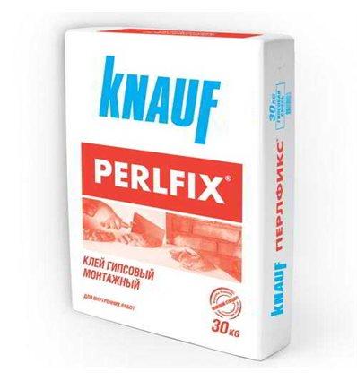 Кнауф Перлфикс клей для гипсокартона Perlfix Knauf, 30кг