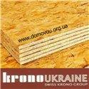 ОСБ-3 плита влагостойкая Кроно 18мм*1,25*2,5м KronoУкраина
