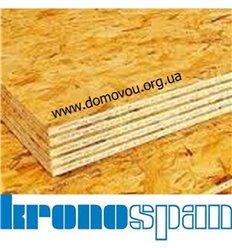 osb плита Кроношпан Беларусь 1,25 х 2,5 х 18 мм