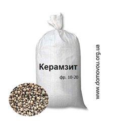 Керамзит в мешках фракция 10-16мм по 0,05 м.куб.