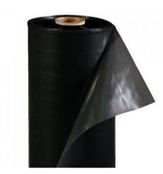 Пленка полиэтиленовая 200 мкм 1500 х 50м втор.рукав, 25 кг/м2