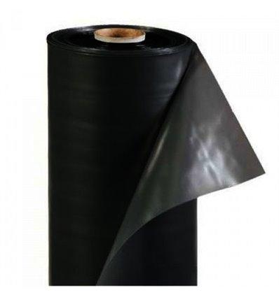 Пленка полиэтиленовая 200 мкм 1500 х 100м втор.рукав, 25 кг/м2