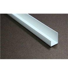 Профиль для торцов гипсокартона пластиковый 12,5мм, 3,0м
