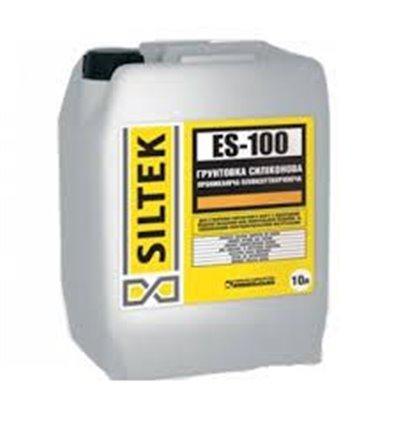 Силтек ES-100 силиконовая грунтовка, 10л