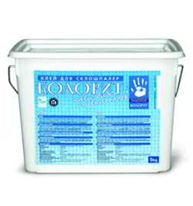 Колорит Д 10 клей для стеклообоев Kolorit D 10, 10л