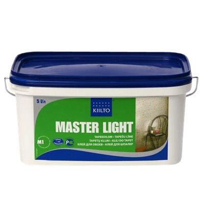 KIILTO Master Light клей для бумажных и виниловых обоев , 15л