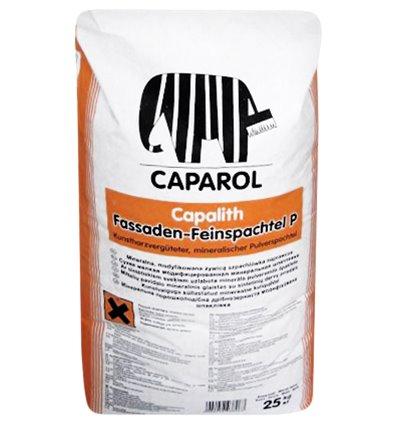 КАПАРОЛ шпаклевка Caparol Capalith Fassaden Feinspachtel P, 25 к